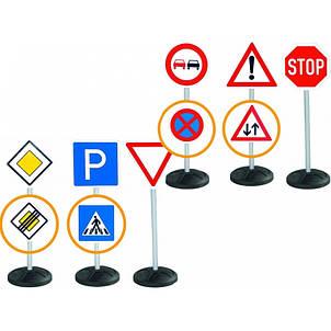 Дорожные знаки игровой набор Big 1198, фото 2