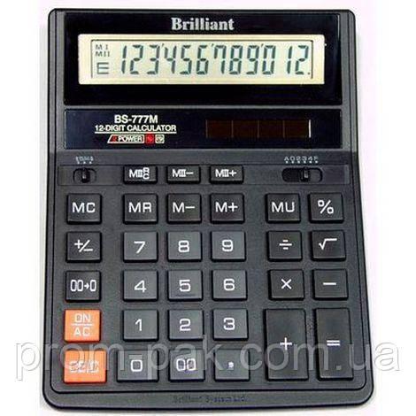 Калькулятор  Brilliant BS- 777
