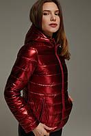 Куртка демисезонная  Ажен  с 40 по 52 размер  (2 цвета) (дес)