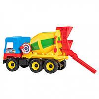 "Игрушечная машинка Бетономешалка ""Middle truck"" 39223"