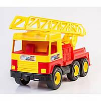 """Игрушечная машинка Пожарная машина """"Middle truck"""" 39225"""