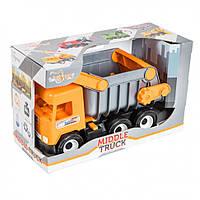 """Игрушечная машинка """"Middle truck"""" самосвал City 39310"""