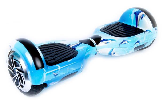 """Гироскутер Smart Balance Small 6.5"""" голубой, фото 2"""