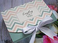 """Оригинальный подарочный набор к любому празднику """" Всё для тебя""""."""