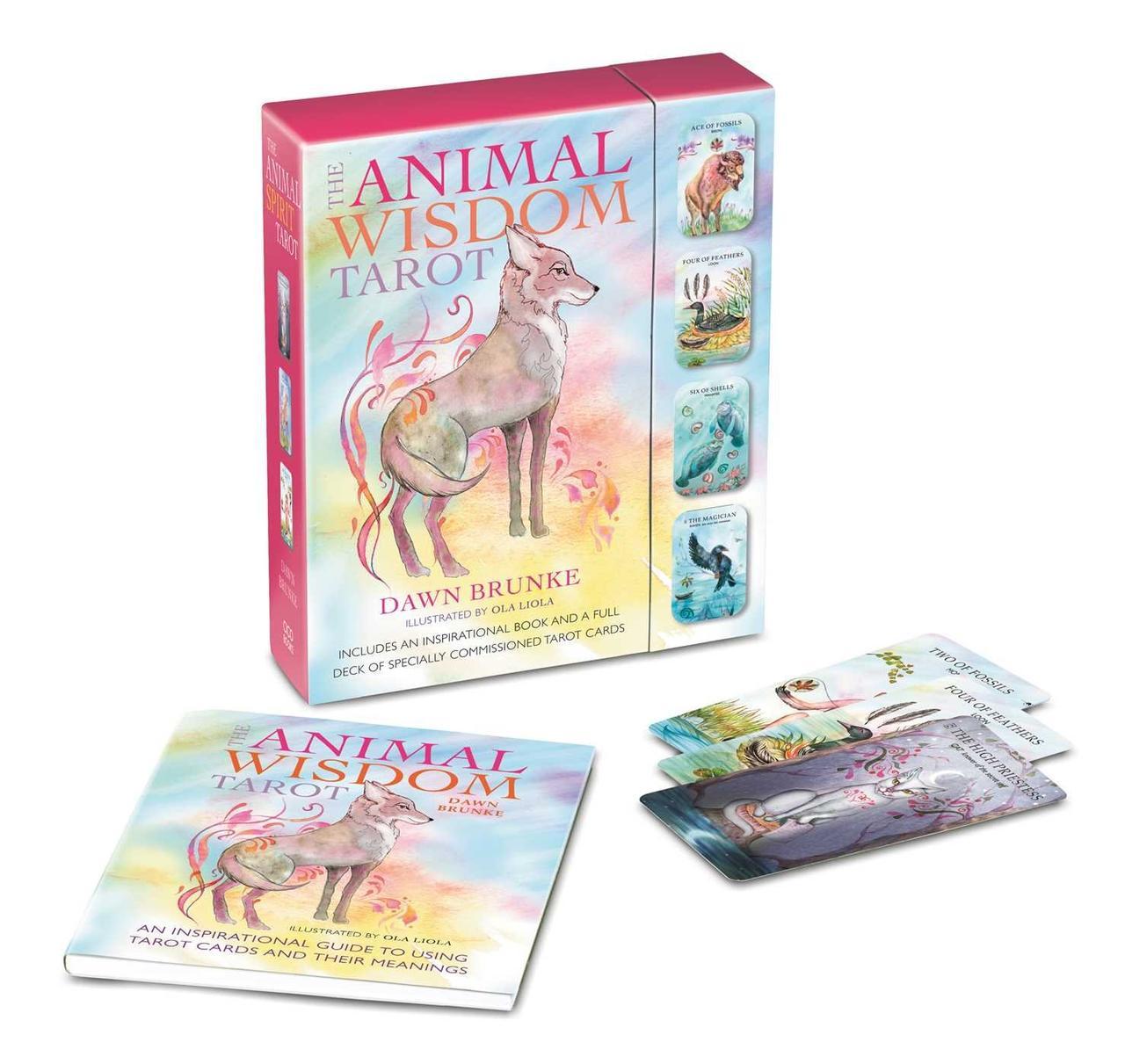 The Animal Wisdom Tarot/ Таро Мудрости Животных