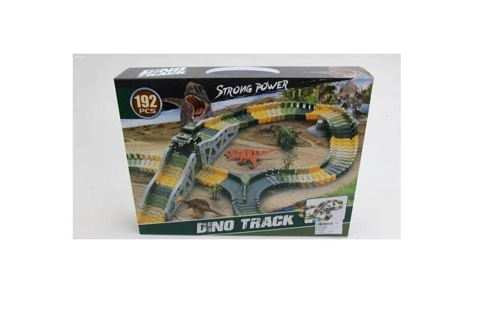 Magic Tracks с динозаврами 1765743_602 - детский игровой набор