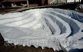Геотекстиль ЛавсанГео (Беларусь) 300 г/м2 (полотно нетканое, полиэфирное, иглопробивное), фото 2