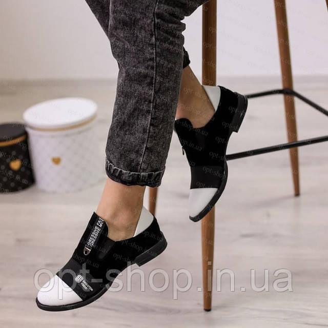 туфли женские кожаные купить