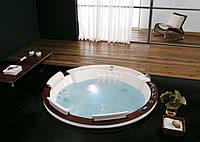 Гидромассажная ванна Golston G-U2603А встраиваемая,1950х1950х810 мм