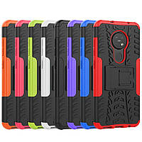 PC + TPU чехол Armor для Nokia 6.2 (8 кольорів), фото 1