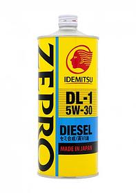 Масло моторное IDEMITSU ZEPRO DIESEL DL1 5W-30 1L