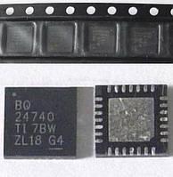 Микросхема Texas Instruments BQ24740 BQ740 Контроллер ШИМ 3аряда для Ноутбука
