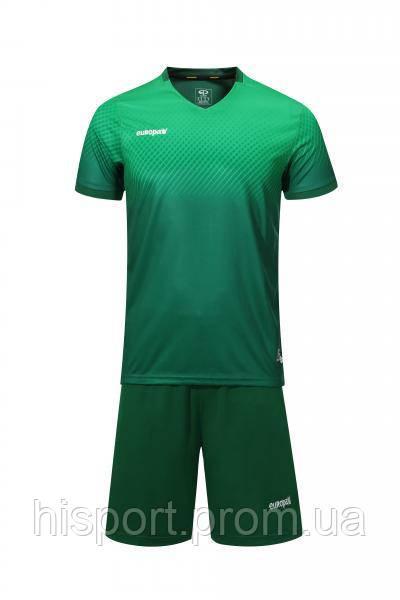 Игровая форма для команд зеленая Европав 024