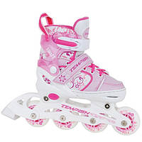 Роликовые коньки Tempish Swist Pink, фото 1