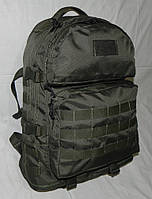 Армейский рюкзак трансформер 40-60 литров (олива) Cordura 500 Den, фото 1