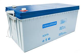 Гелевий акумулятор Challenger G12-180