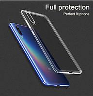 Ультратонкий 0,3 мм чехол для Xiaomi Mi 9 Lite прозрачный, фото 1
