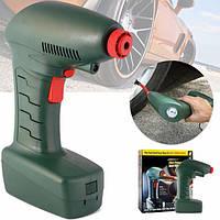 Автомобильный воздушный компрессор насос Air Dragon
