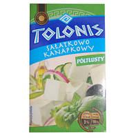 """Сыр Фета обезжиренный """"Tolonis"""" 12%, 270 г"""