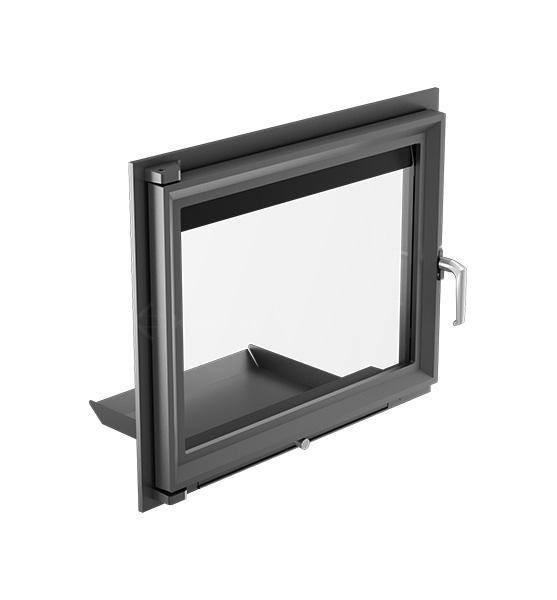 Дверцы для камина Kratki Maja 491x600 мм