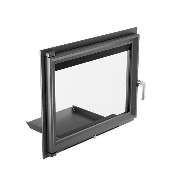 Дверцы для камина Kratki Zuzia 515x652 мм