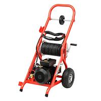Прочистные машины высокого давления, Модель KJ-1590-II