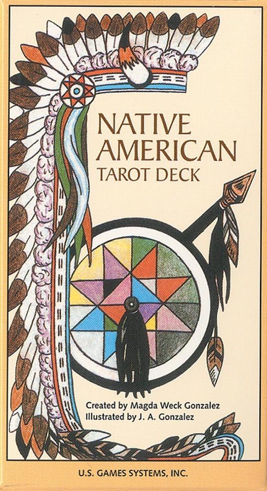 Native American Tarot/ Таро Корінних Американців