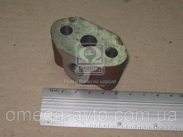 Фланець теплообмінника Д 260 (ММЗ) 260-1013015