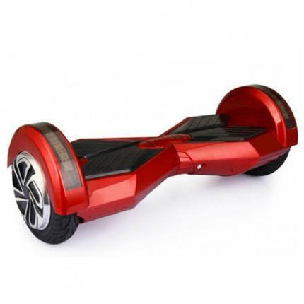 """Гироскутер Smart Balance Transformers 8"""" колеса Красно-черный, фото 2"""