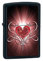 Зажигалка Zippo 28043 HEART (Сердце)