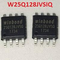 Память Flash Winbond W25Q128JVSIQ SOP8