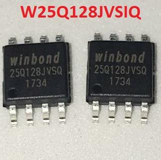 WINBOND 25Q64-104HIP Q64-104HIP SOP-8 SMD FLASH CHIP