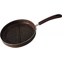 Сковорода гриль с разделителем Fissman Mosses 26 см  4300 F