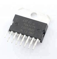 Микросхема TDA7379 ZIP-15 Аудио Усилитель 2 X 38W