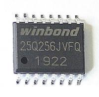 Микросхема W25Q256FVFIG W25Q256FVFG SOIC-16 256M-bit