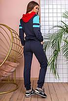 Спортивный костюм в расцветках 18936, фото 3