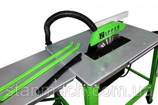 Циркулярная пила Zipper ZI-TKS315 380В, фото 2