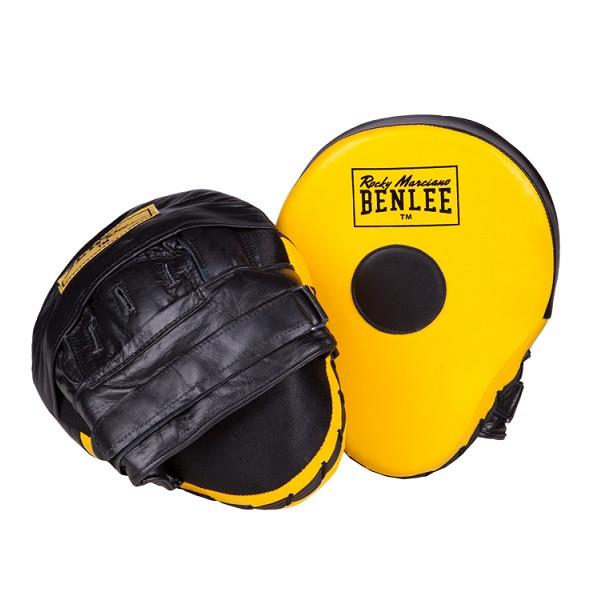 Лапы тренерскиегнутые BENLEE JERSEY JOE (yellow-blk)