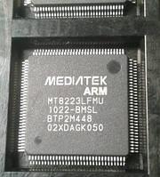 Микросхема Mediatek MT8223LFMU-BMSL MT8223 QFP128 ТВ Процессор