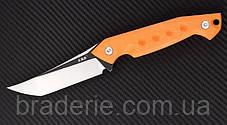 Нож нескладной SRM S-761 фултанг с тантоидным клинок, фото 3