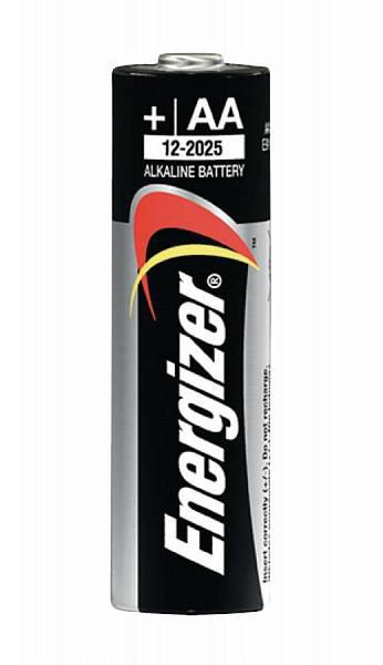 Батарейки ENERGIZER Standart LR06 1*20 блистер (AA)