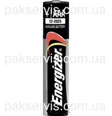 Батарейки ENERGIZER Standart LR03 1*20 блистер (AAA)