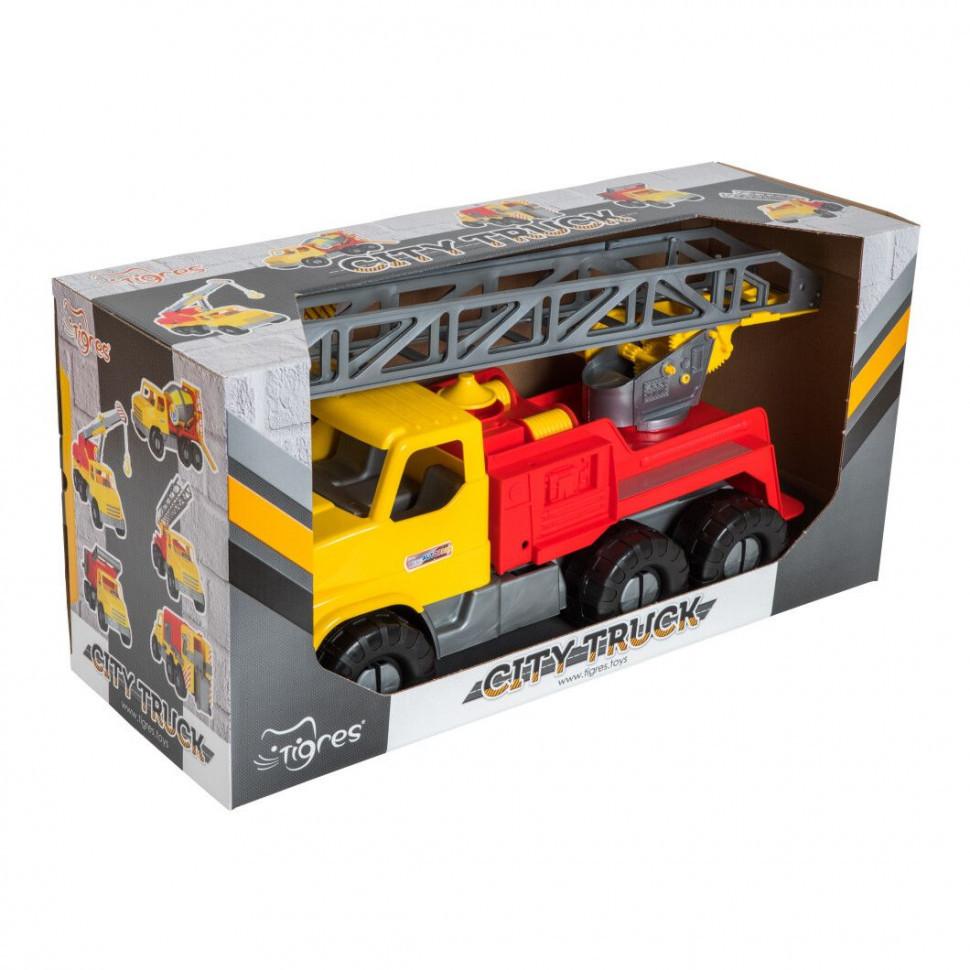 "Пожарная ""City Truck"" 39367"