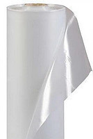 Плёнка тепличная 100 мкр полиэтиленовая светостабилизированная UV-4 шириной 6 м