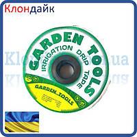 Щелевая лента для капельного полива Garden 10см/500м