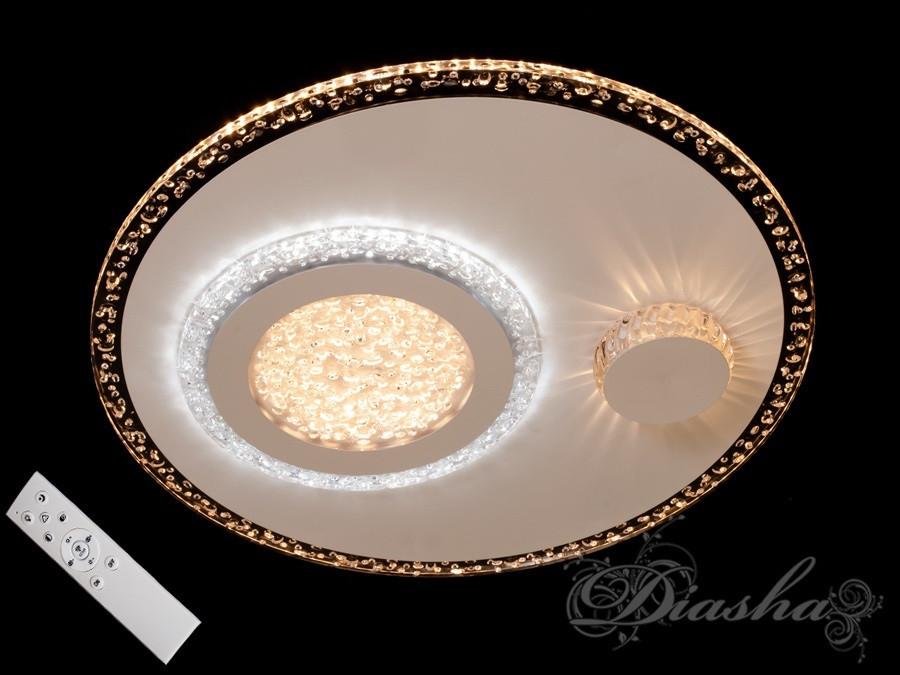 Потолочная светодиодная люстра с диммером MX4016-500 dimmer