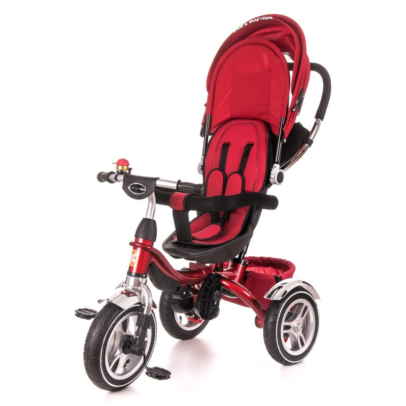 Велосипед трехколесный KidzMotion Tobi Pro Red