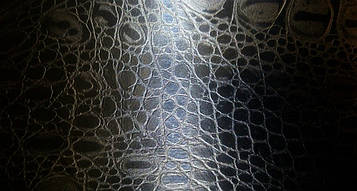 Пленка Orajet (Китай) имитирующая кожу рептилии, черная 1,52 м