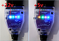 Качественный универсальный USB K-Line адаптер на FT232BL & SI9243A с подтяжкой 5в и 12в