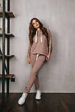 Женский комбинированный спортивный костюм 5 расцв.(42-46р), фото 9